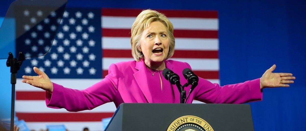 Boston Globe Calls For Hillary To Shut Down Clinton Foundation