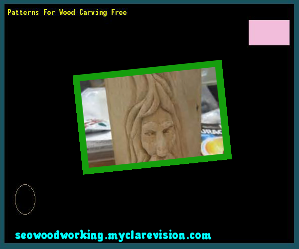 Patterns For Wood Carving Free 154819 - Woodworking Plans and Projects!