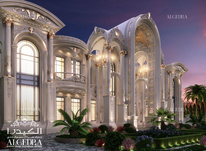 Exterior Design Gallery Best Villa Exteriors By Algedra Algedra Ae