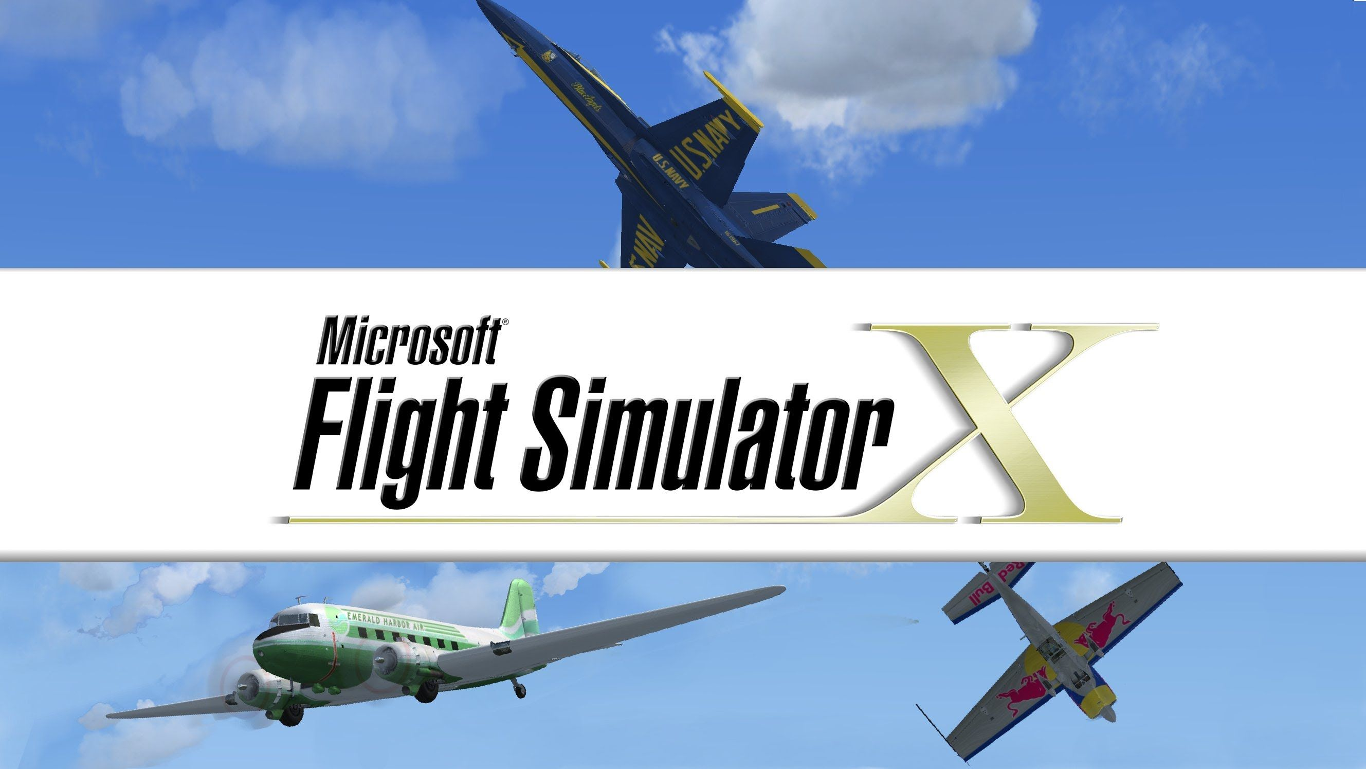 How to fix Flight Simulator X Game performance is slower