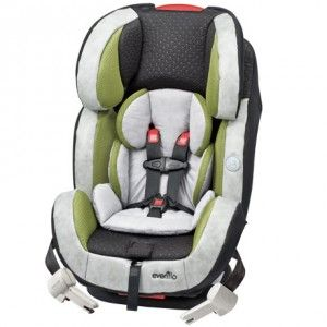 The Symphony 65 LX. This seat gets good reviews and works from newborn through booster. It looks good and is an affordable price.