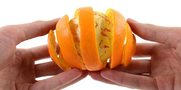 oOpener orange-peeling tool