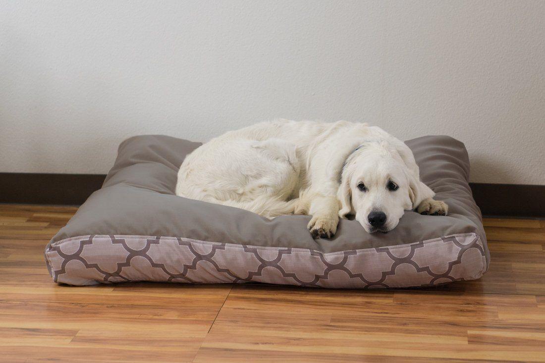 K9 Ballistics Tuff Velvet Nesting Bed Brindle Velvet Lattice Ripstop Small 18x24x5 For More Information Waterproof Dog Bed Washable Dog Bed Tough Dog Beds