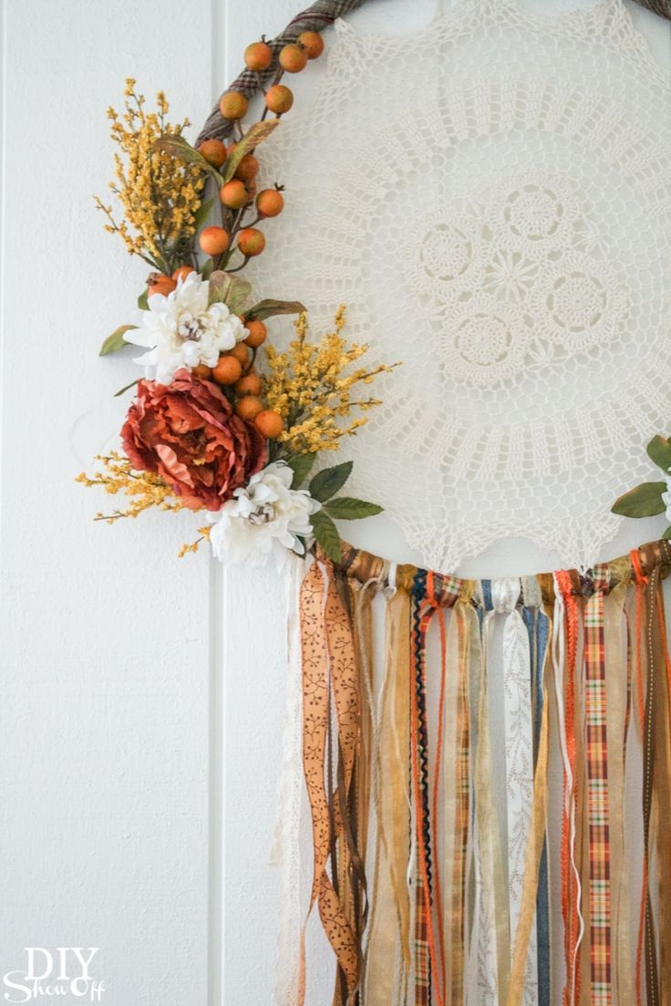 Photo of 25 Amazing DIY Fall Wreaths   The Turquoise Home