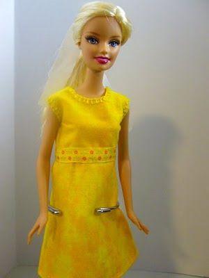 Doll Clothes   Barbie clothes patterns, Barbie clothes