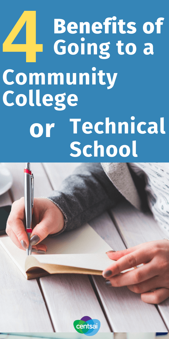 Benefits Of Community College Or Technical School Community