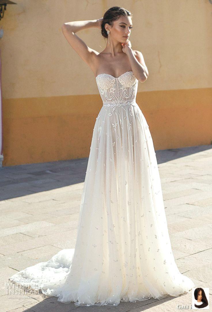 Gali Karten 18 Brautkleider - Schauen Sie sich zuerst die