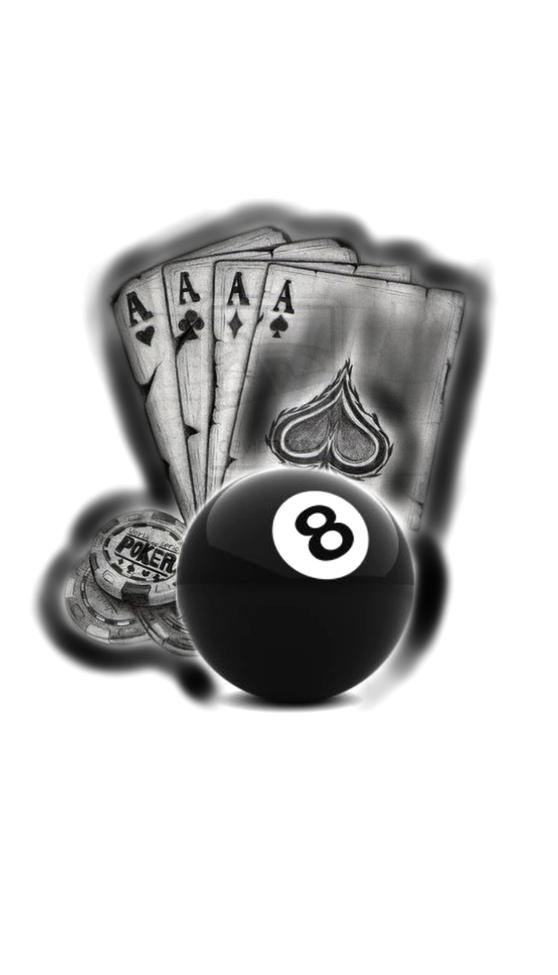 40 Poker Chip Tattoo Designs Fur Manner Maskulin 12