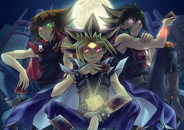 Download Yu-Gi-Oh!: The Movie Full-Movie Free
