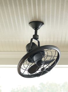 Retro Wall Mounted Fan