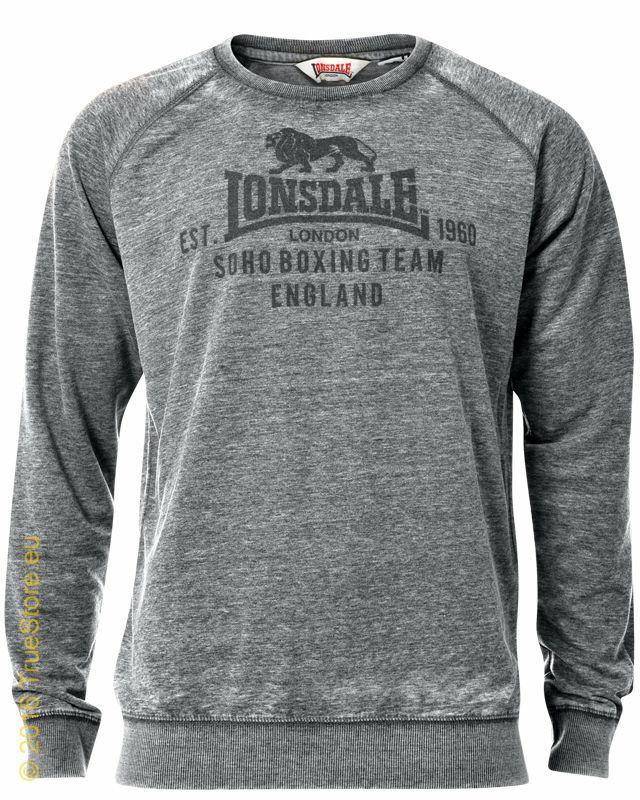 ed38ece60 Lonsdale Rundhals Sweatshirt Ardo | Stuff to buy | Sweatshirts, Mens ...