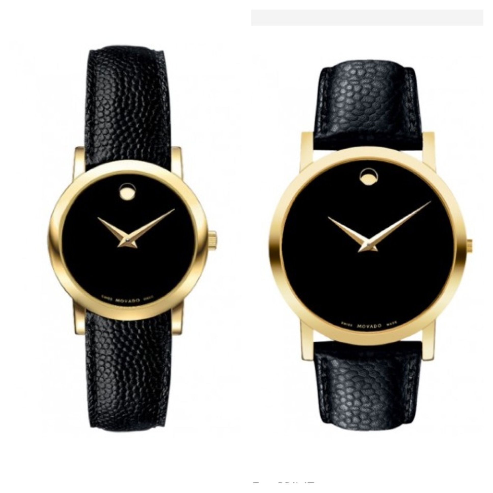His and her Movado watches | Anniversary | Pinterest ...