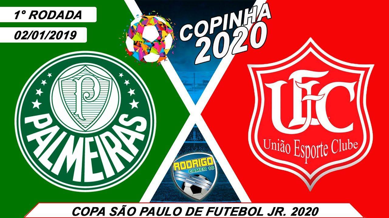 Assistir jogo do Palmeiras x União Rondonópolis AO VIVO na
