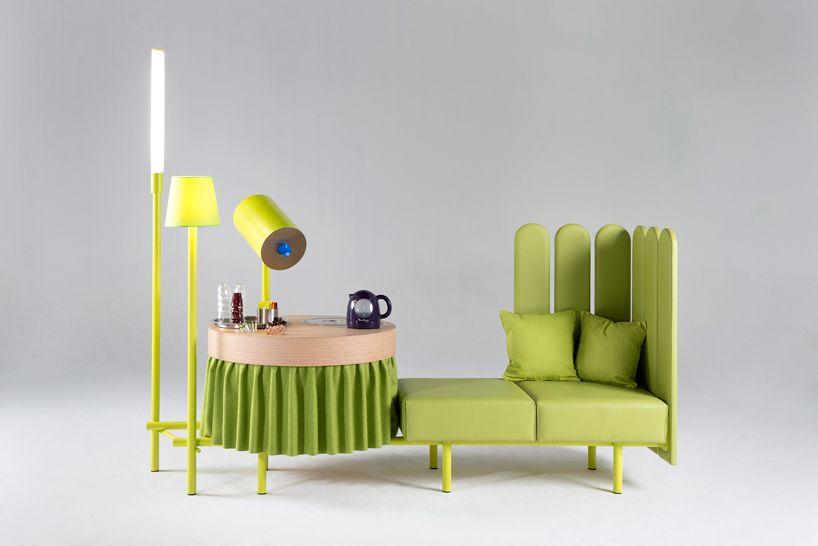 ibis styles hotel/accor group – brand furniture by 5.5 designstudio: 5.5/10 dates: the celebration book - designboom | architecture & design magazine