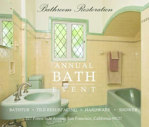 My Childhood S Bathroom Berkeley Ca Bungalow Bathrooms - Bathroom remodeling berkeley ca