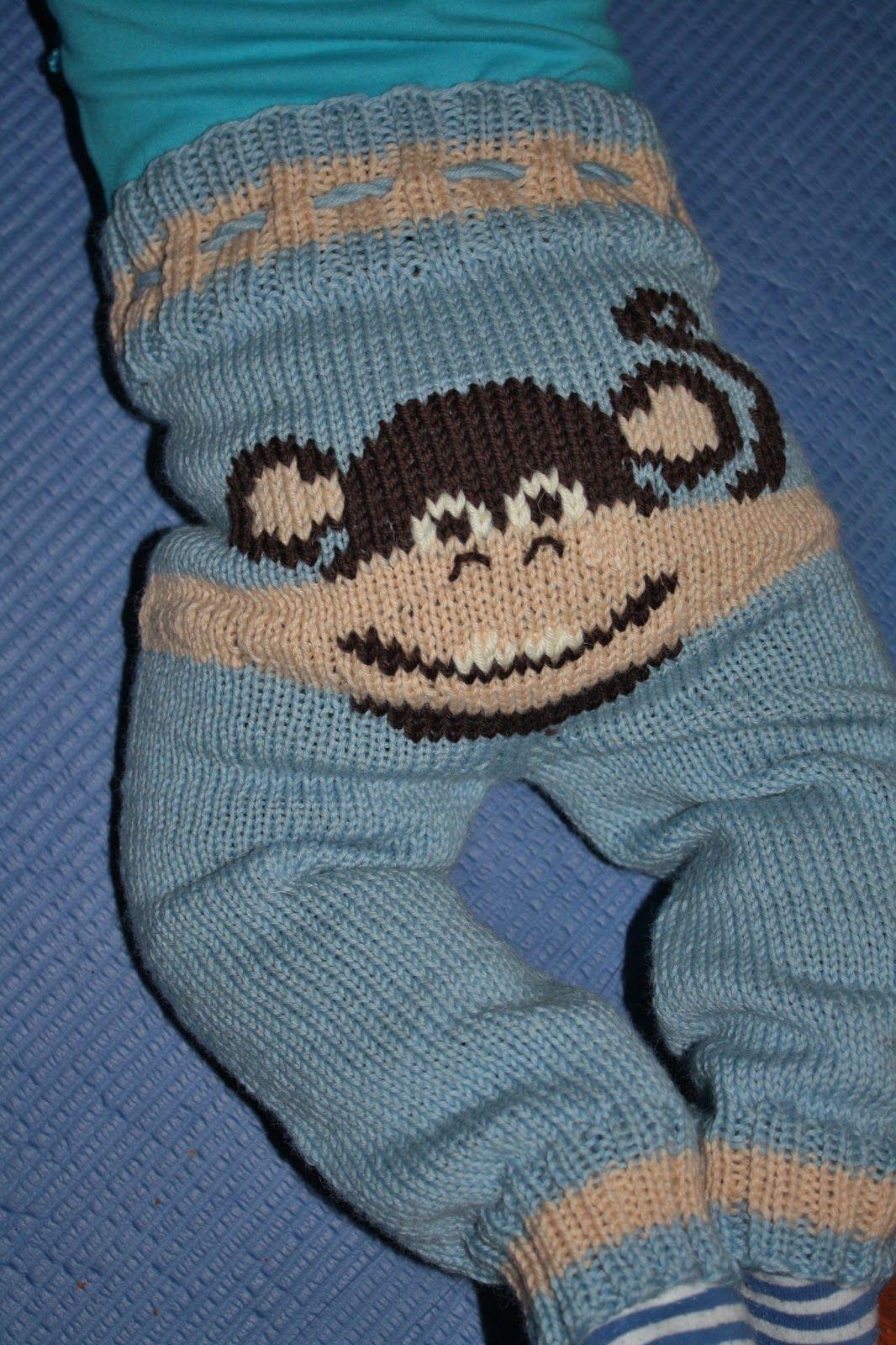 Christina's Handmade: Apebukse-Monkeypants
