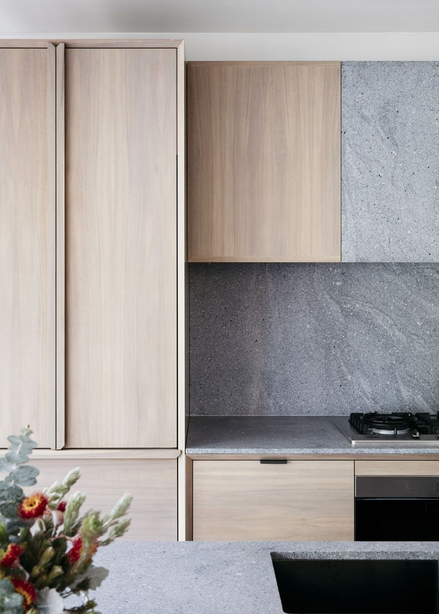 Loftus Lane. Chamfered edge details to the kitchen. | kitchen ...