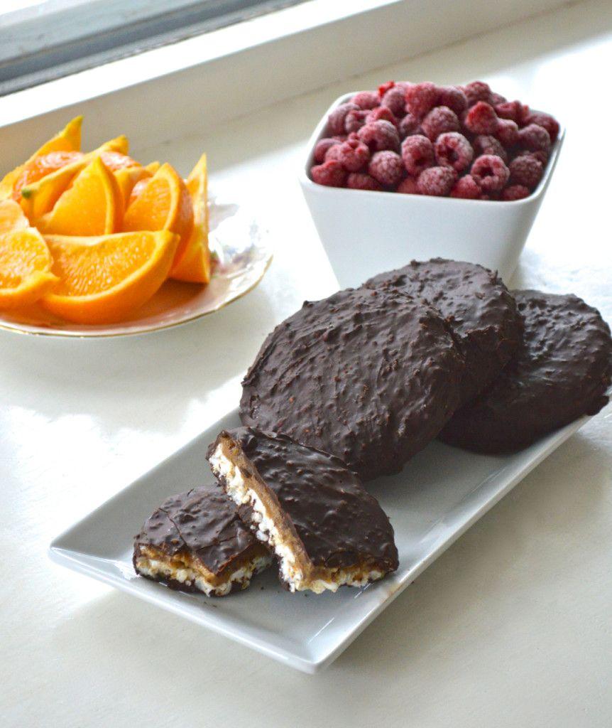 Chocolate and peanut rice cakes food rice cakes gluten