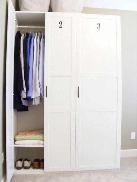 For Ikea Ridge FurnitureArmoire Botne WardrobeStuff VpMGSUzq