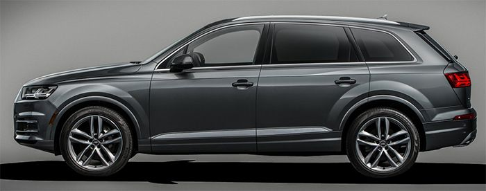 To Become Identified As The 2018 Audi Q7 Release Date And Price New Model Will Compete Towards Rival Full Size Suvs During Luxury Arena