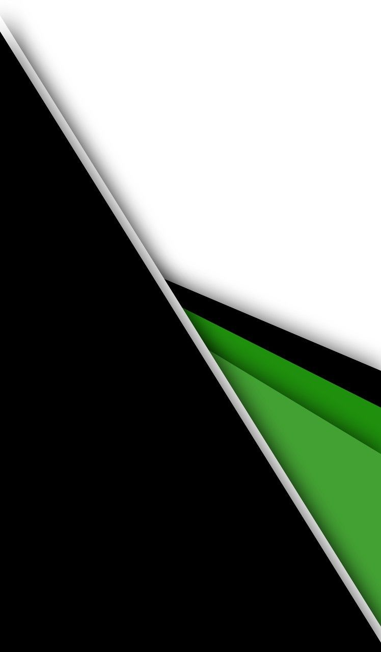 Green Black And Infinity White Wallpaper Abstract And Geometric