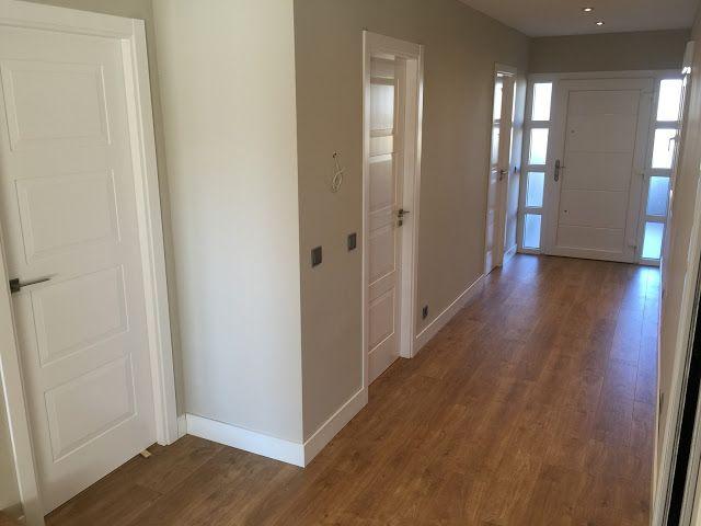 Karpinteria puertas armarios y tarimas puertas de - Puertas interior blancas ...