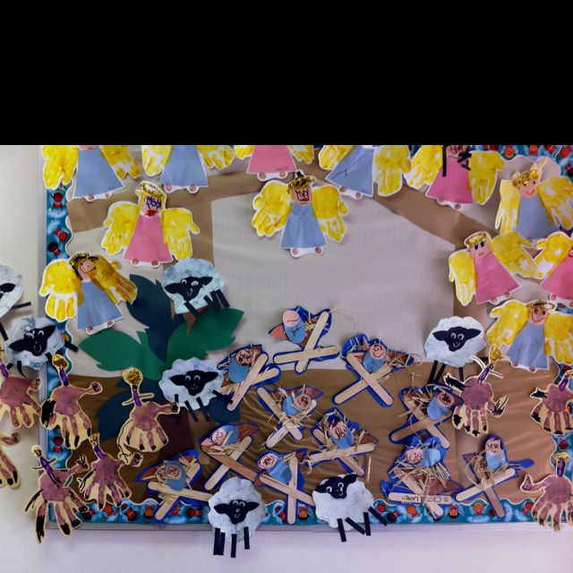 Preschool nativity | for the kiddos | Holidays with kids ...