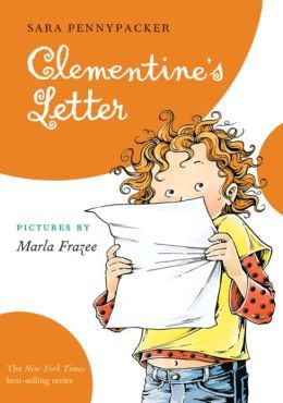 Clementine's Letter (Clementine Series #3) by Sara Pennypacker, Marla Frazee (Illustrator)