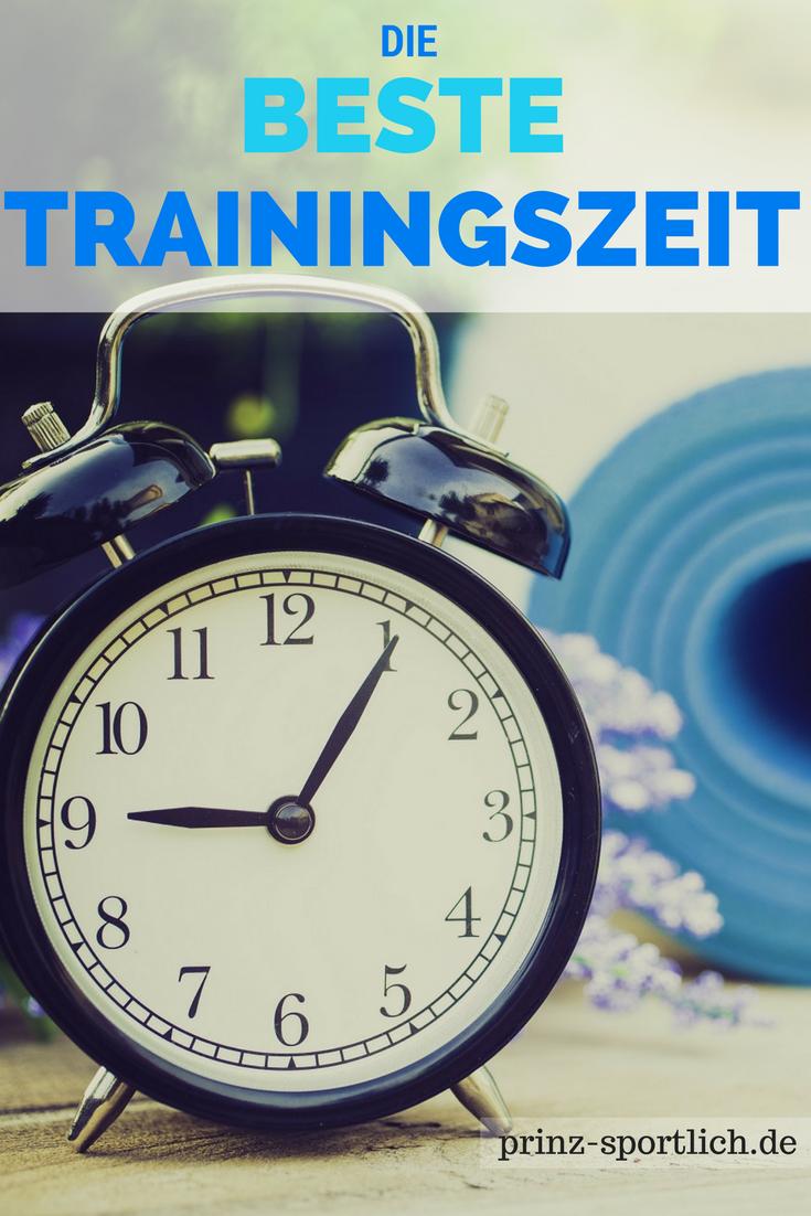 Wann Ist Training