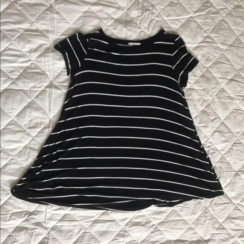 Acemi Striped Dress