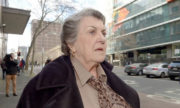 Maggie Kirkpatrick, Prisoner star, found guilty of sexually assaulting teenage girl        Seventy-four-year-old actor was accused of attack on a young psychiatric patient in Melbourne in the 1980s