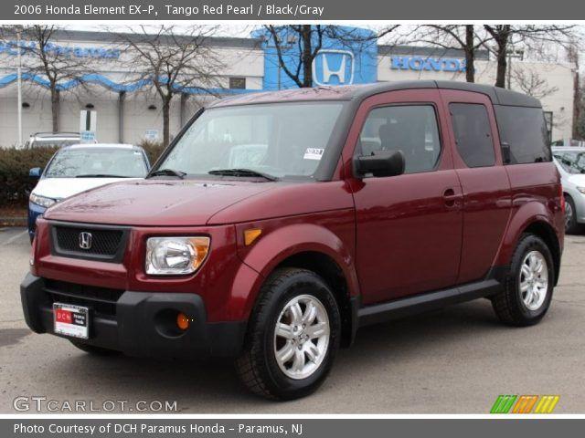 2006 Honda Element Tango Red Pearl I Ll Call It The