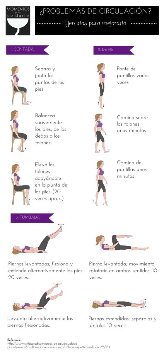 Varices ejercicios las para disminuir