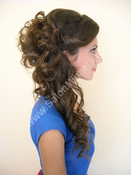 Bucle Lejere Par Lung Coafuri Long Hair Styles Hair Hair Styles