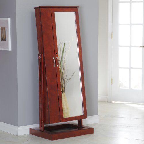. full length mirror jewelry armoire   Full Length Mirror Jewelry
