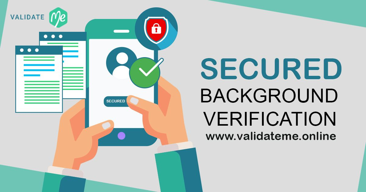 Secured Background Verification in 2020 Employment