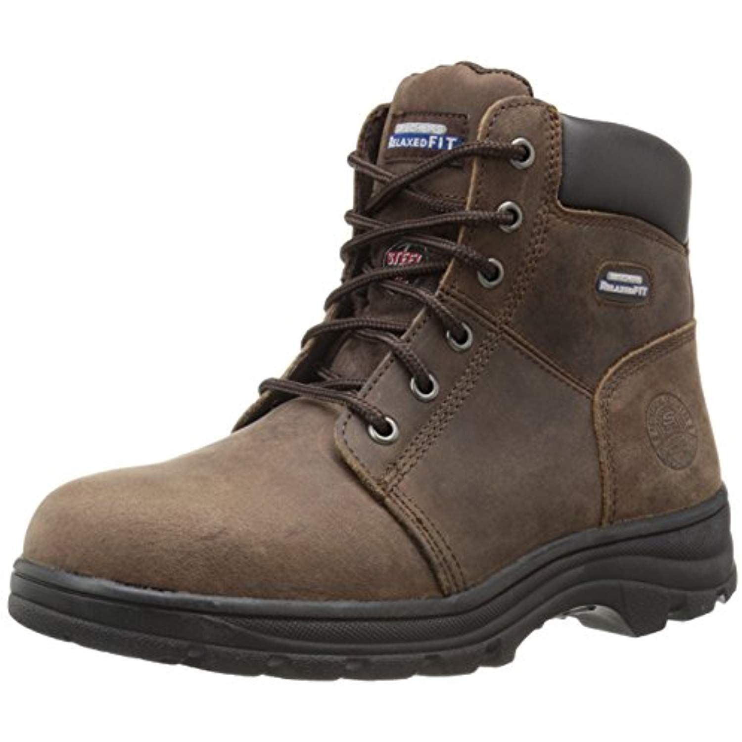 Buy Work stylish boots steel toe pictures trends