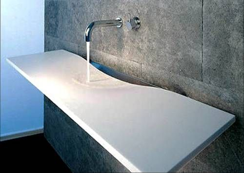 modern bathroom ideas latest trends in rectangular bathroom sinks rh pinterest com contemporary bathroom sink faucets contemporary bathroom sink faucets