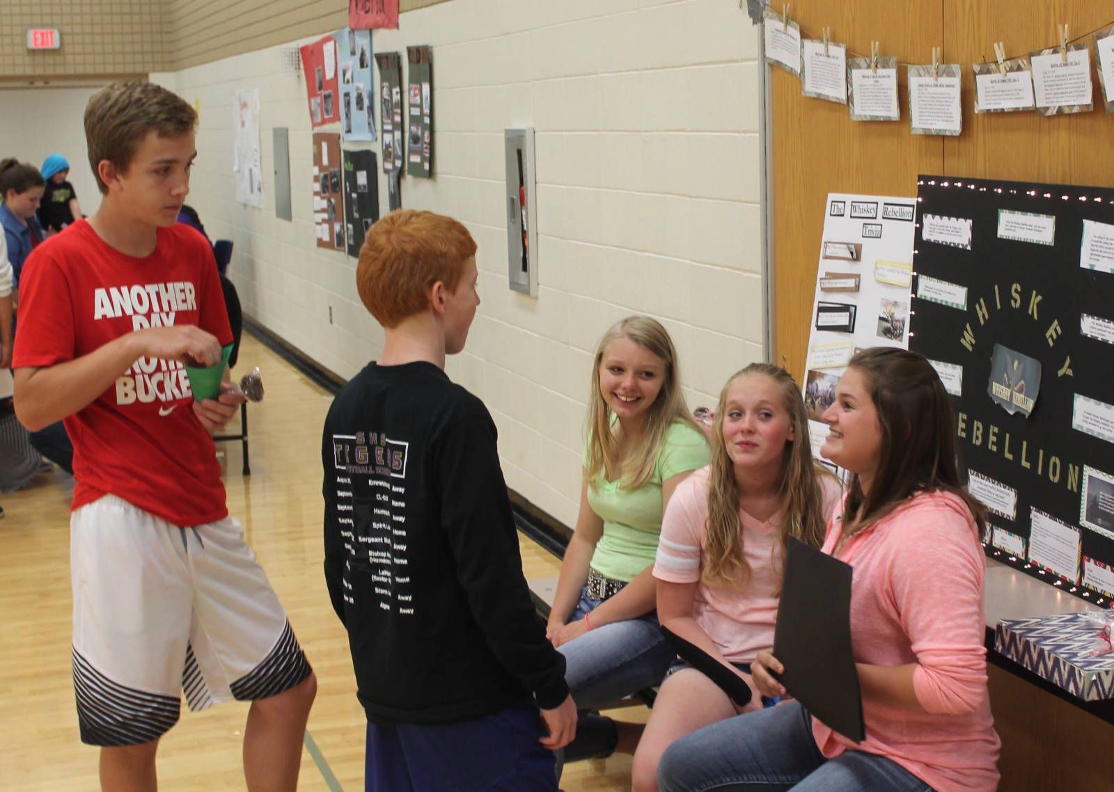 Sms Hosts Project Based Learning Museum With Images