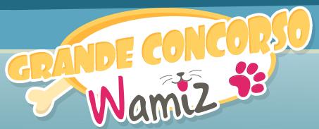 Concorso Jamiz vinci buoni acquisto per le crocchette Cane o Gatto