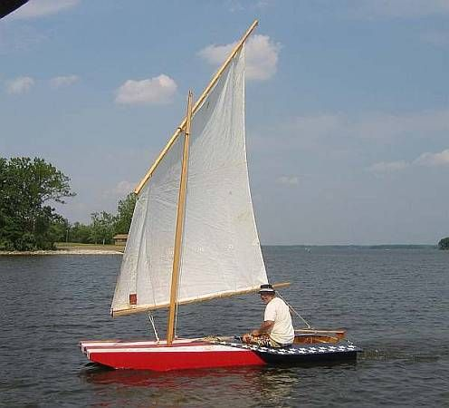 Jim Michalak's Boat Designs/The Index | Small Scow | Pinterest | Boat design and Boating