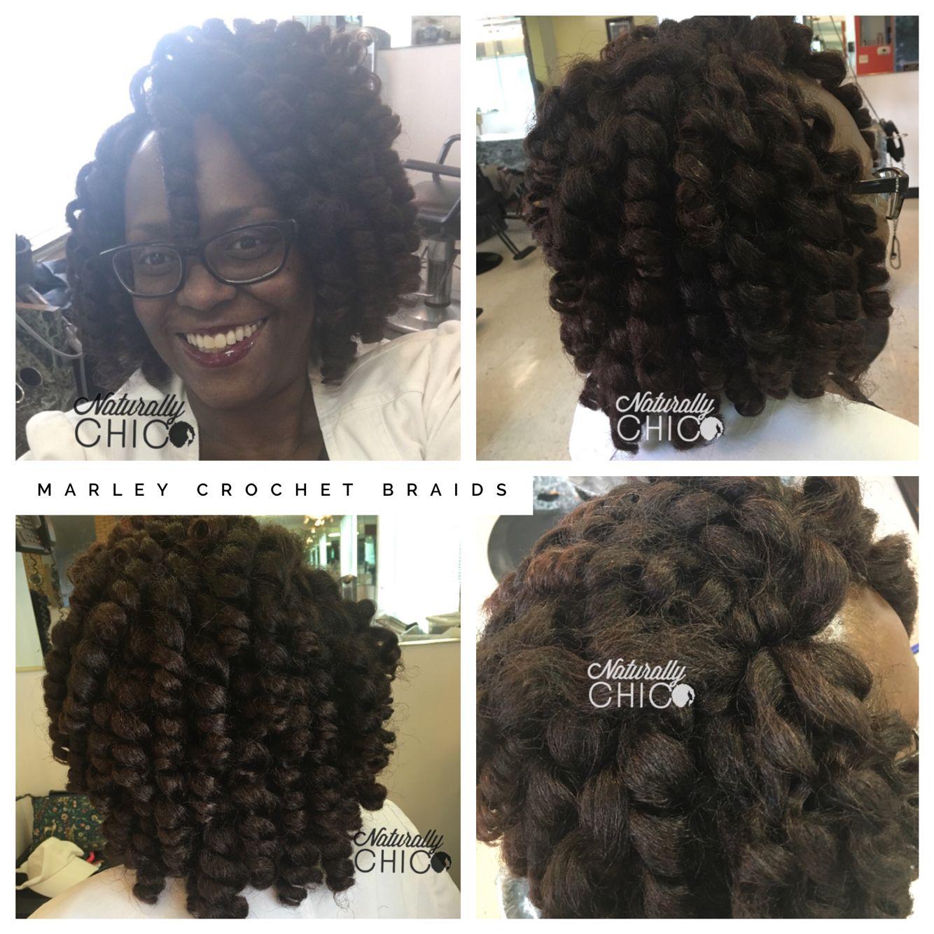 Crochet Marley Braids Natural Hair Salons Natural Hair Styles Curly Hair Styles