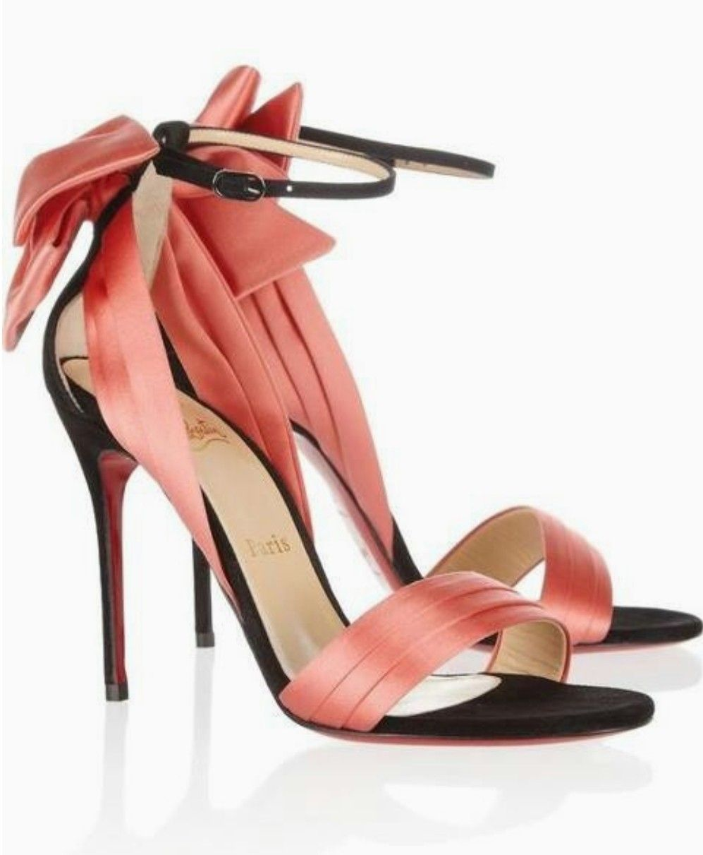 cc32eaaee0db Shop Women s Christian Louboutin Sandal heels on Lyst. Track over 2408 Christian  Louboutin Sandal heels for stock and sale updates.