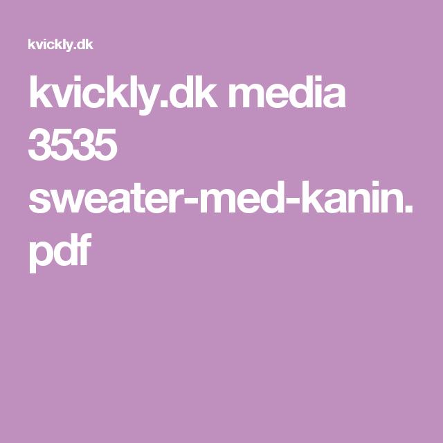 kvickly.dk media 3535 sweater-med-kanin.pdf