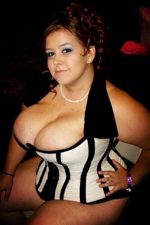 Housewife taking off panties