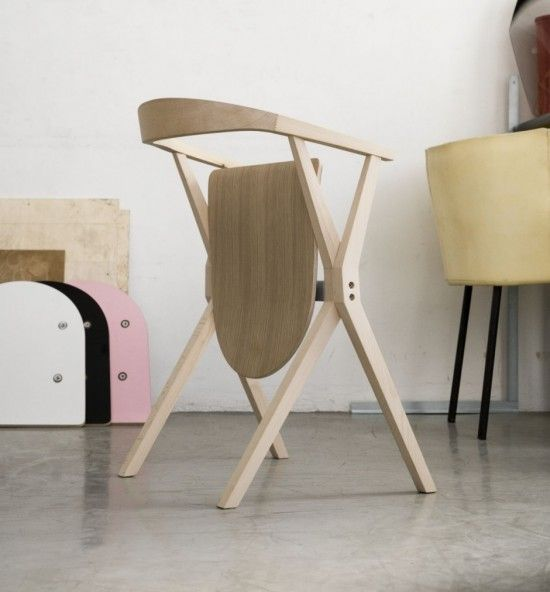 B Chair design Konstantin Gricic for Bd Barcelona