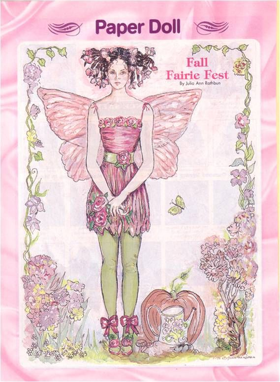 Pink fairie