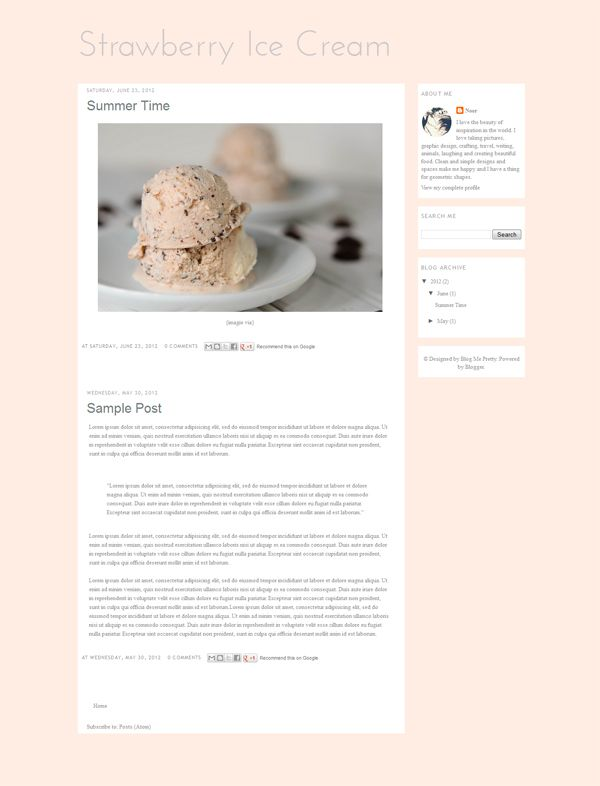 Page Not Found Noor Alqahtani Blogger Templates Free Blogger Templates Blog Design Inspiration