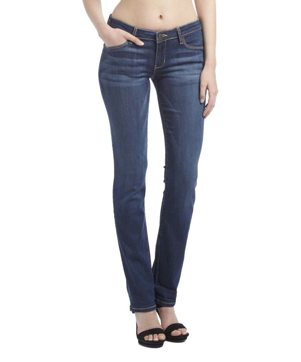 David Kahn Windsor Whiskered Nikki Weekender Jeans by David Kahn #zulily #zulilyfinds
