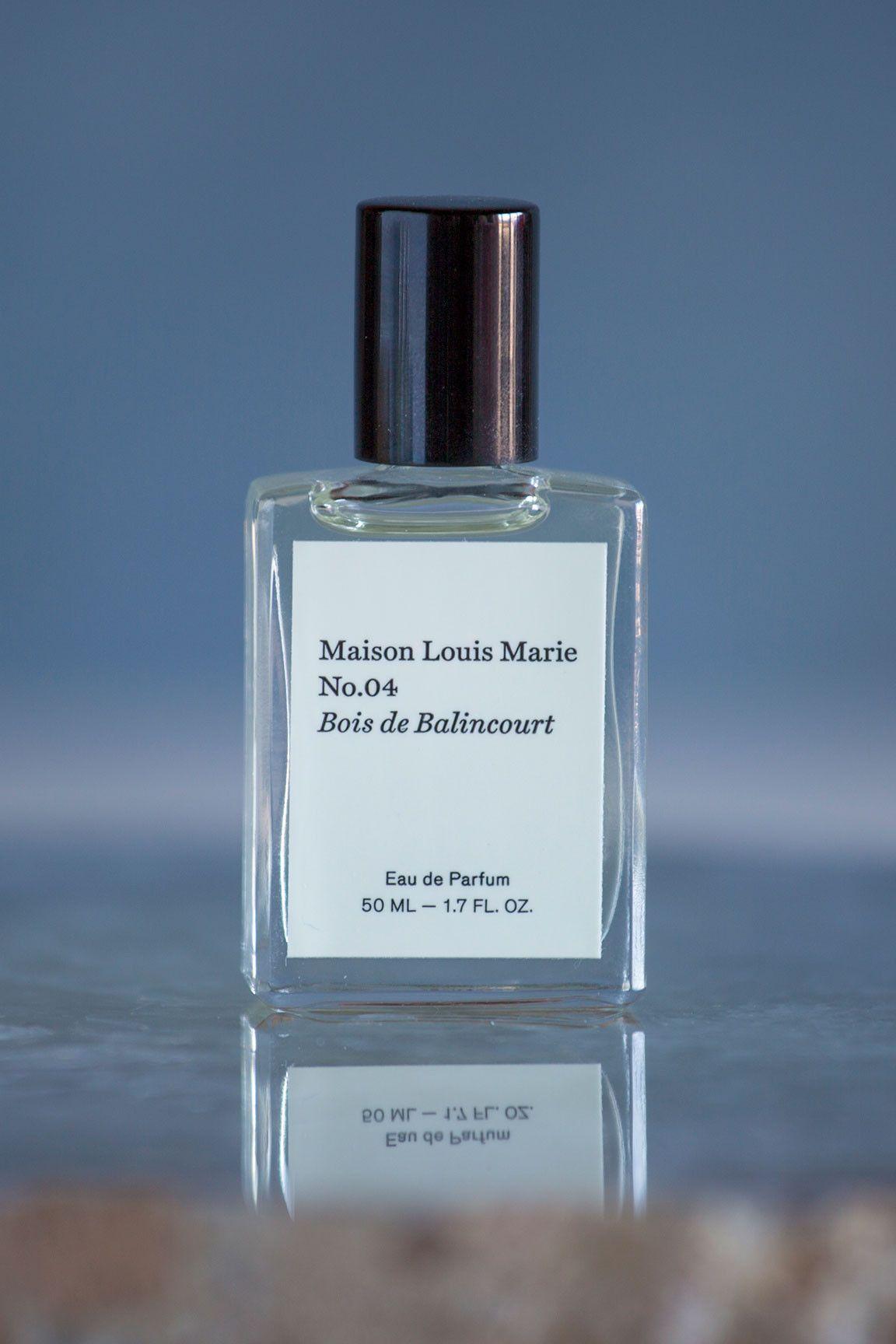 No 04 Bois De Balincourt Perfume Oil Perfume Sandalwood Fragrance Perfume Oils